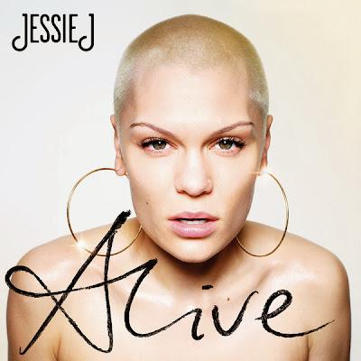 Jessie J - Alive (Deluxe) Cover