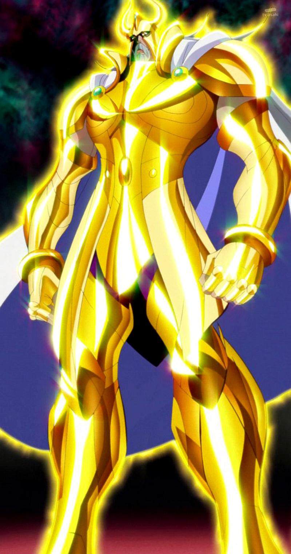 Saint Seiya Omega Caballeros dorados