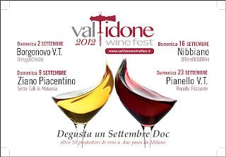 valtidone winefest tour enogastronomico piacientino