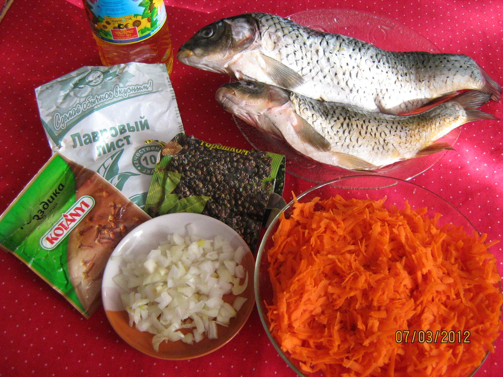 рецепты из рыбы в мультиварке супра