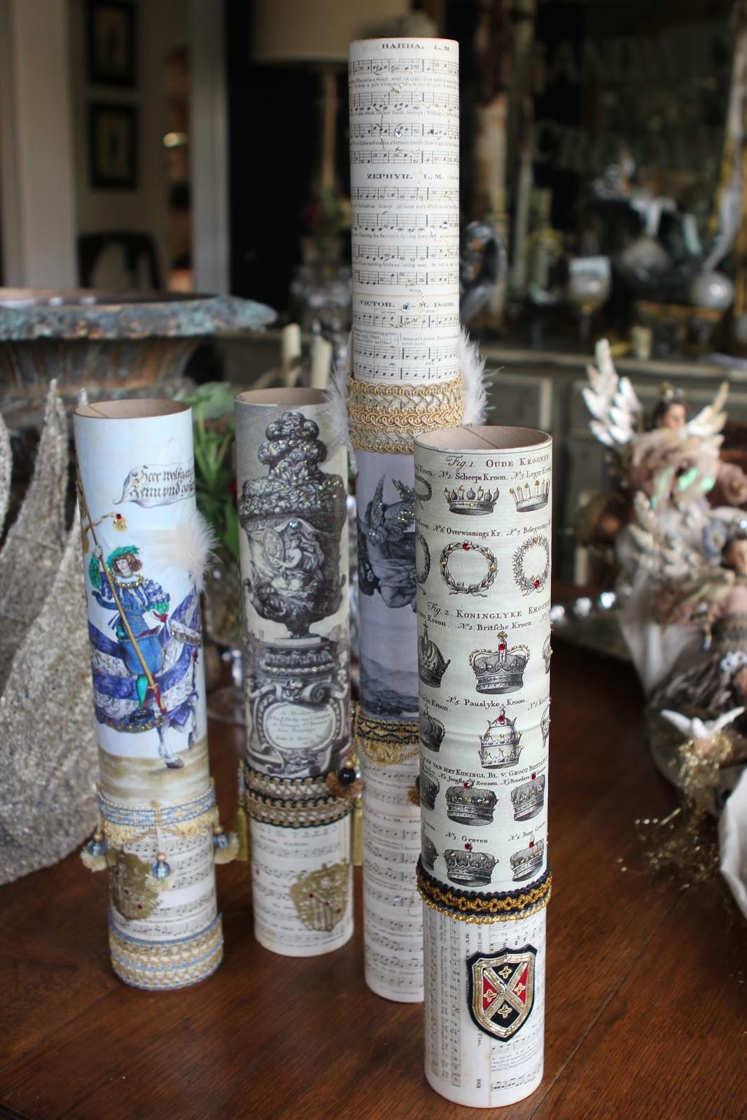 Romancing The Home Christmas Embellishments