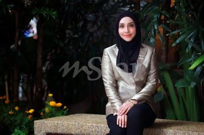 Lufya Omar Tidak Lagi Jadi Penyanyi Kerana Berhijab