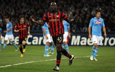 Napoli 2 - 1 Manchester City (2)