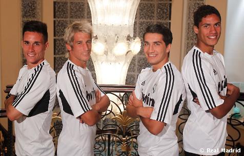 nuevos jugadores Real Madrid 2011 2012