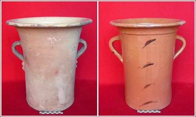 Vieux outils et art populaire pot de chambre et urinal - Pot de chambre antique ...