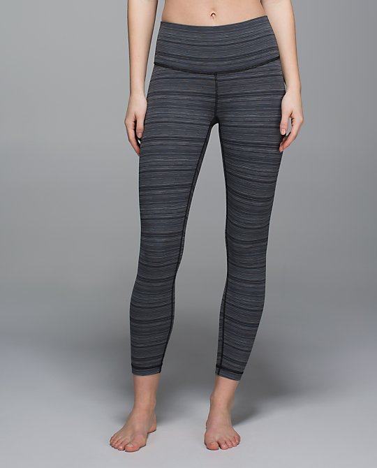 lululemon cyber stripe high-times-pant