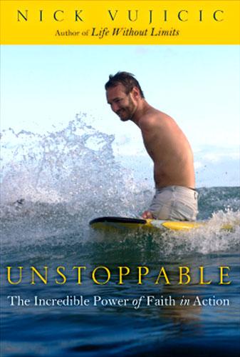 Nick vujicic book Unstoppable