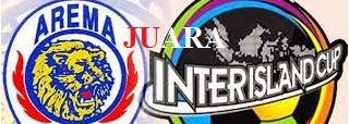 Hasil Terkini Ajang Inter Island Cup