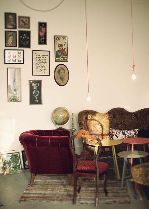 Cafe Mandeltårtan by gretchen gretchen