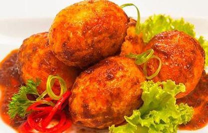 Resep Telur bumbu bali sederhana yang lezat