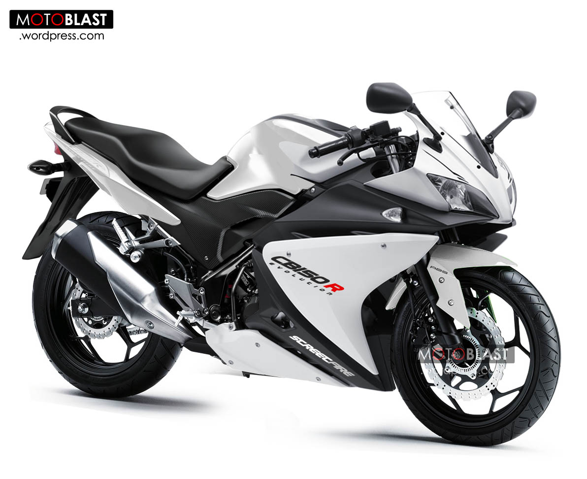 All New Motor Honda Cb 150 R Dan Cbr 250 New Original Terbaru