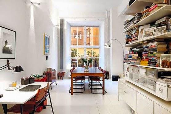 Large Modern Office Interior Design Ideas
