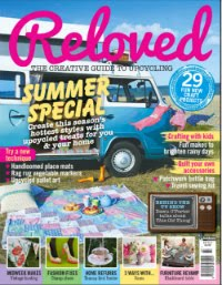 FEATURED IN RELOVED MAGAZINE