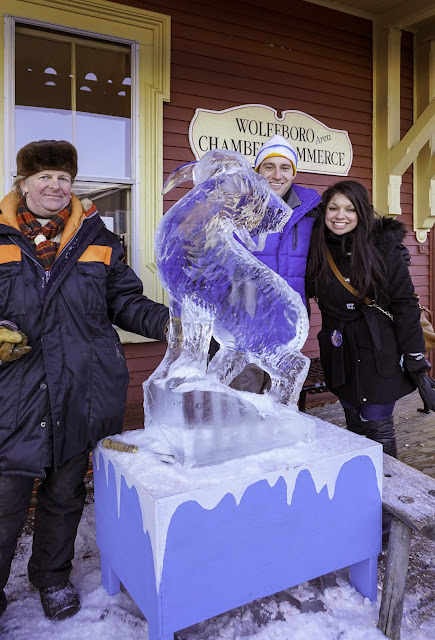 Ice-Sculpting-Wolfeboro-NH-Lake-Winnipesaukee-Travel-The-East