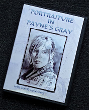 Portraiture In Payne's Gray