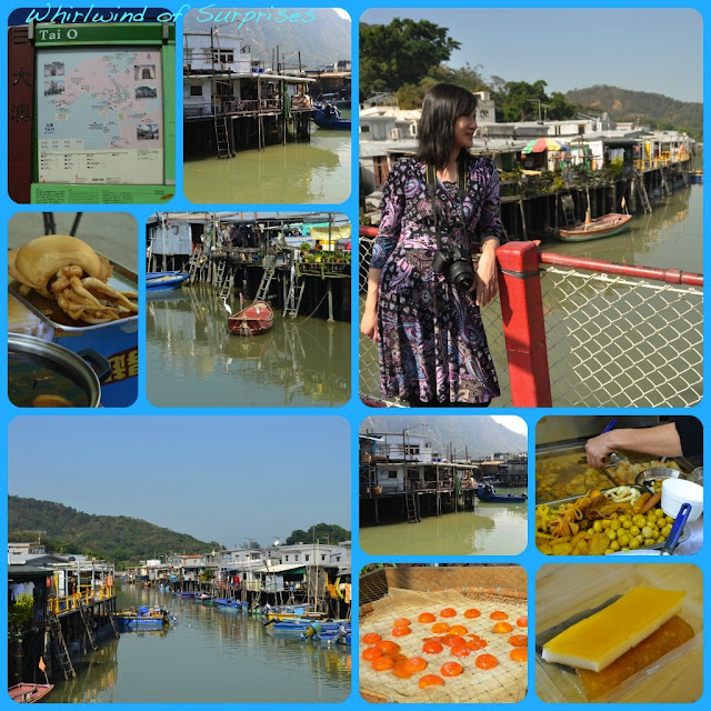Tai O Fishing Village in Hong Kong, Travel