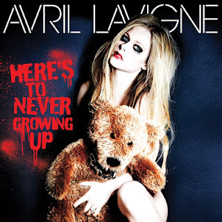 Download Lagu Avril Lavigne - Here's to Never Growing Up Mp3