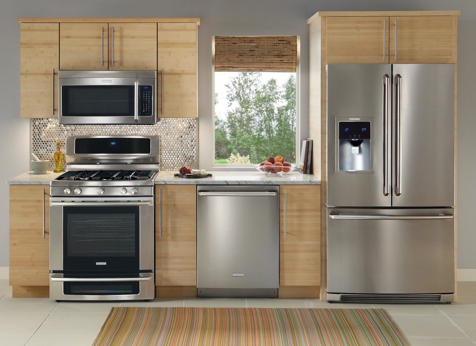 do you find an alternatives of stainless steel refrigerator ?