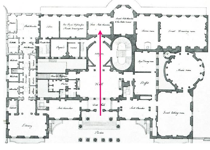 Rose Red House Floor Plan House Plans
