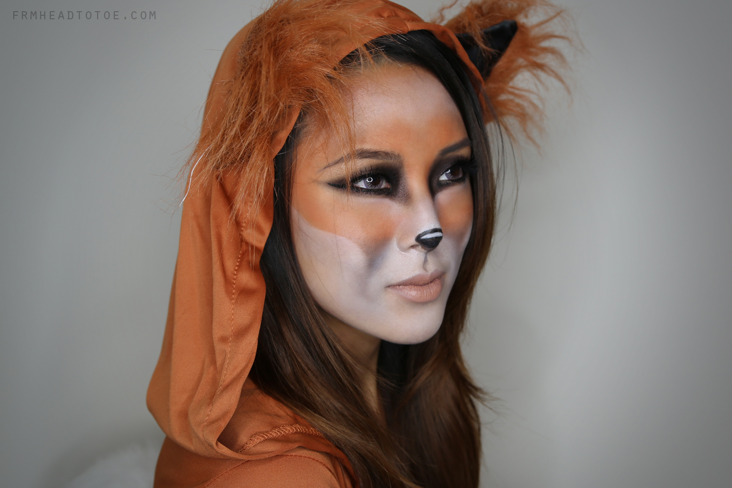 Realistic Animal Makeup Images amp Pictures Becuo