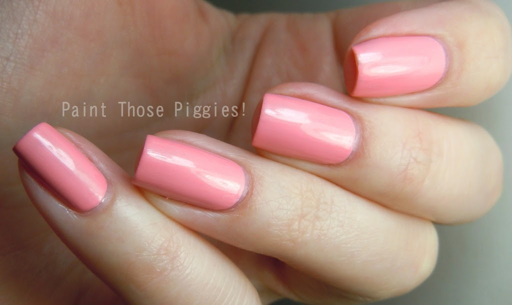 Paint Those Piggies!: OPI Swatch Spam! (5 polishes)