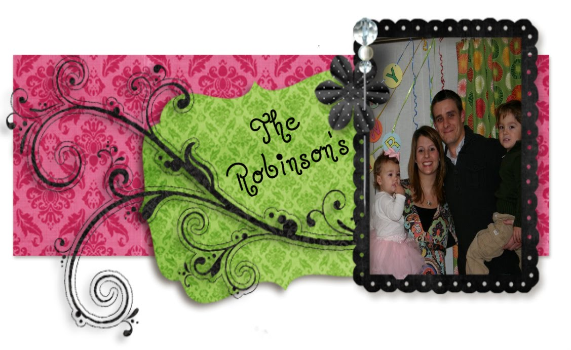 The Robinson's