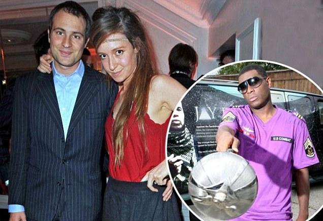 Rothschild dating rapper