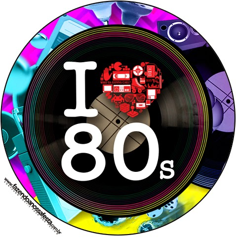 The 80 s free printable candy bar labels oh my fiesta for 80 house music