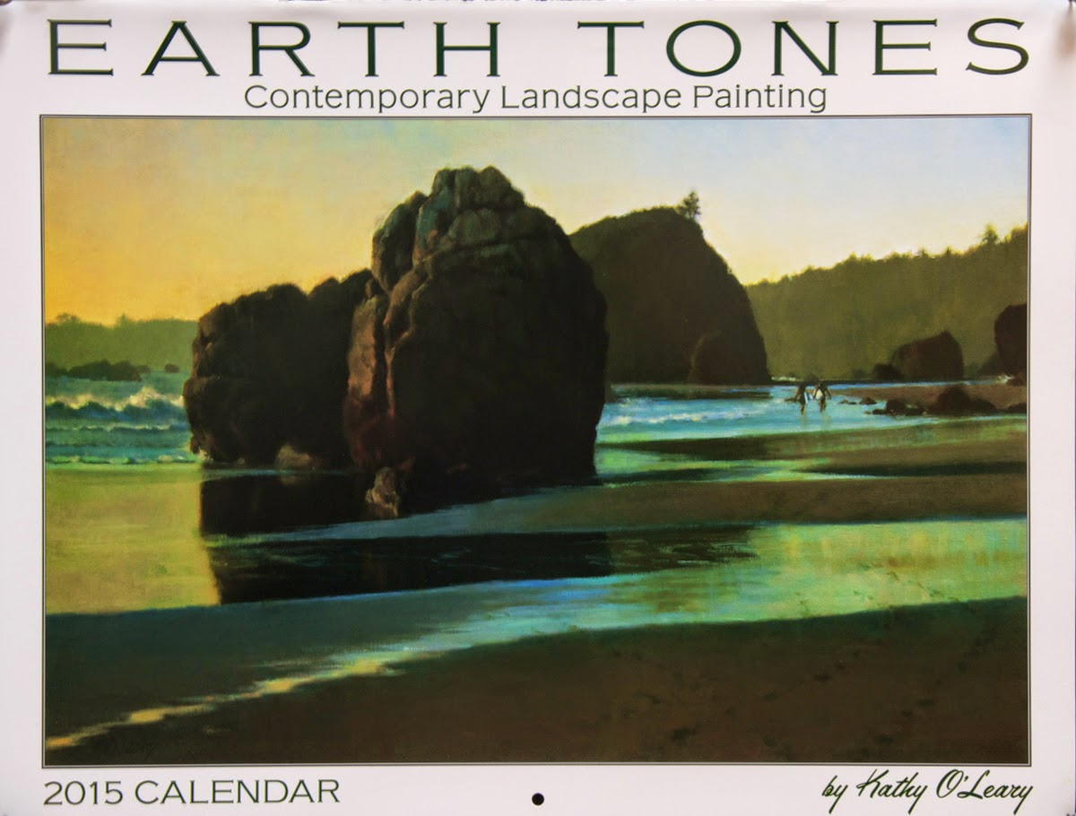 'EARTH TONES' 2015 Calendar artist, Coast Central Credit Union