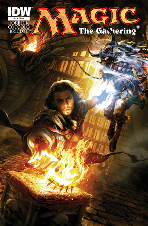 Review: Magic The Gathering Volume 1