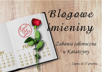 Blogowe imieniny - zabawa całoroczna