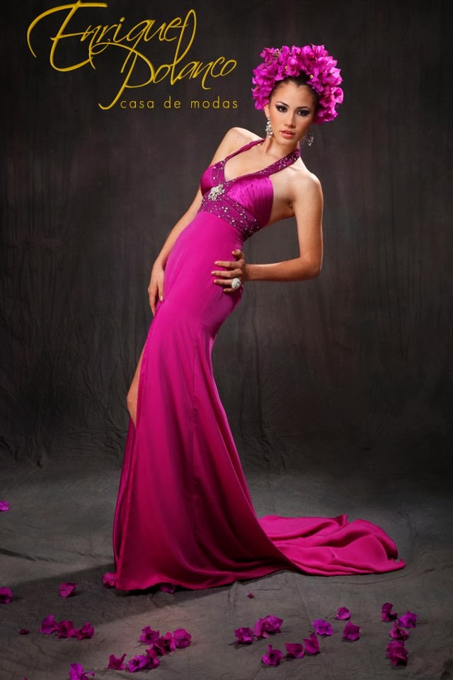 vestido de noche corte sirena