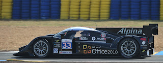 Lola Honda Level 5 Motorsports n°33 Alpina