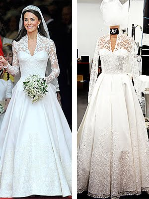Prom Dress Rental on F  Te Scolaire  Catherine S Royal Wedding Dress    Prom Dress Trend