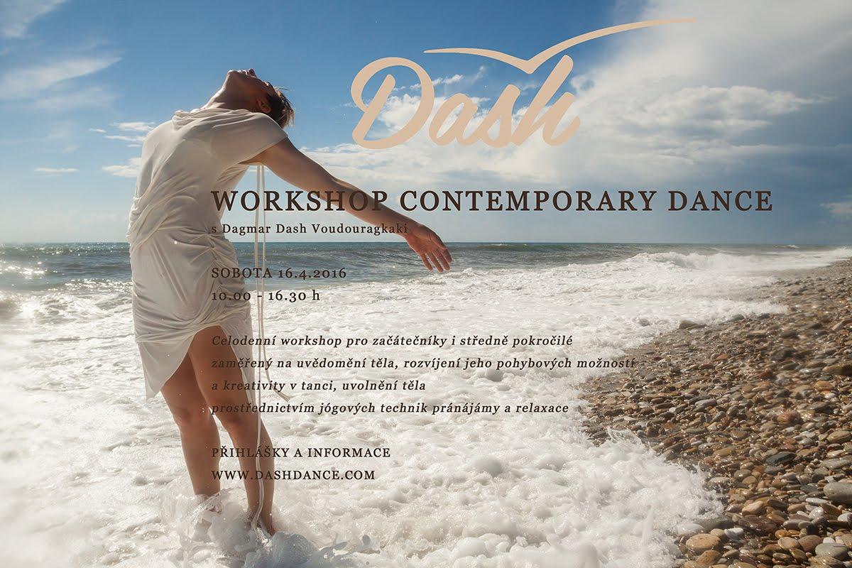 Workshop contemporary dance