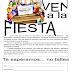 Sábado 4 de febrero: Fiesta del COM en Vila-Real