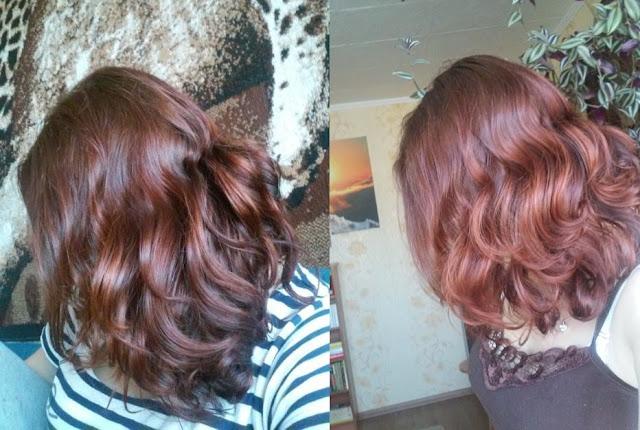 Włosy w lipcu 2015r.