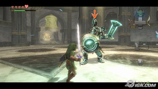 guia de legend of zelda twilight princess: