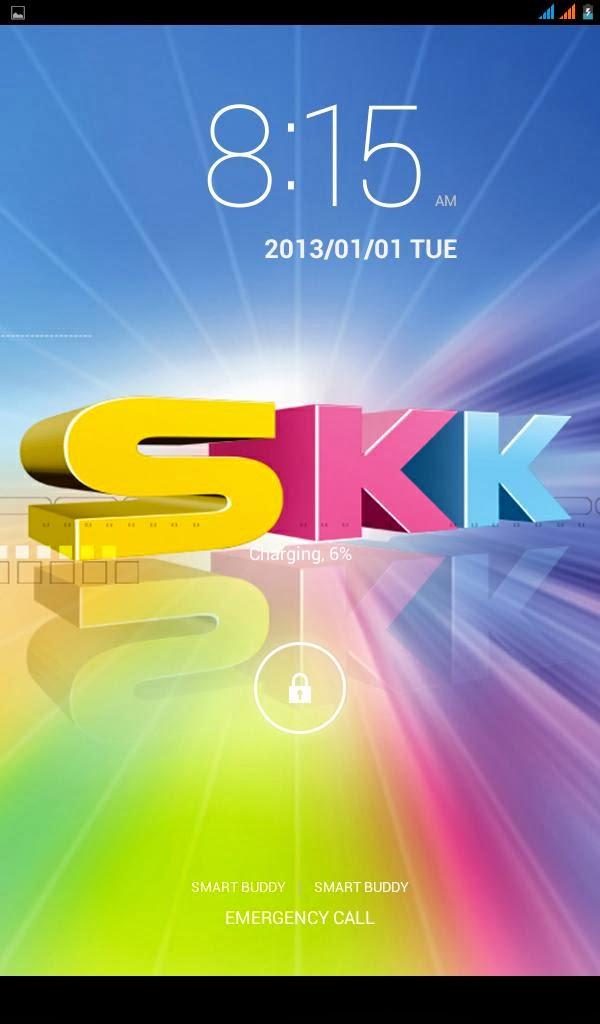 SKK Mobile Cyclops II Lockscreen