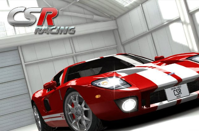 CSR Racing Android Gratuit HD