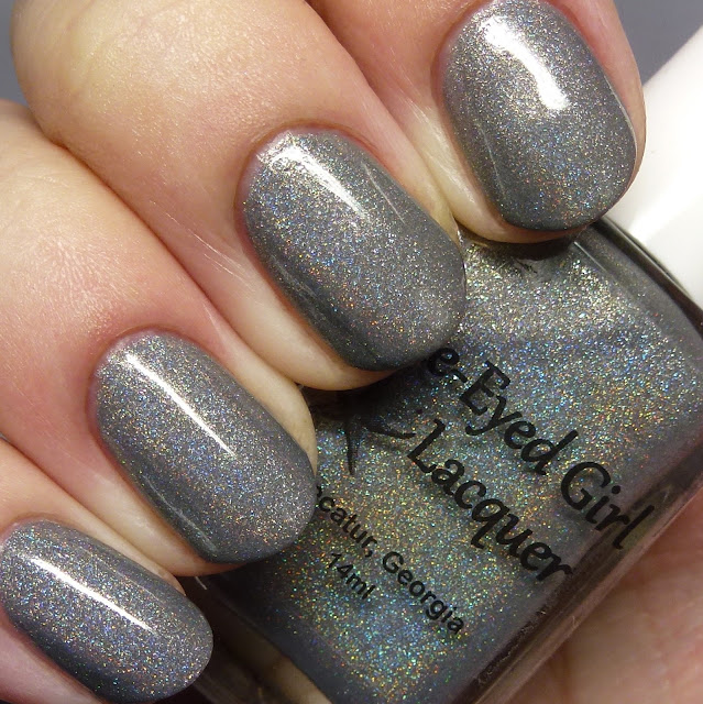 Blue-Eyed Girl Lacquer Spooky Siren