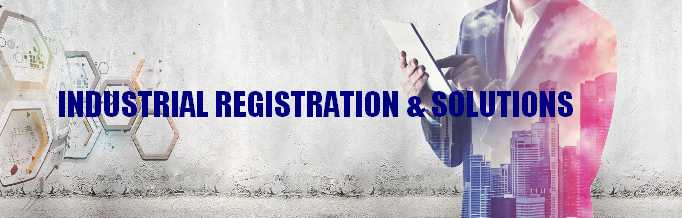 DIC registration and certificate for MSME registration