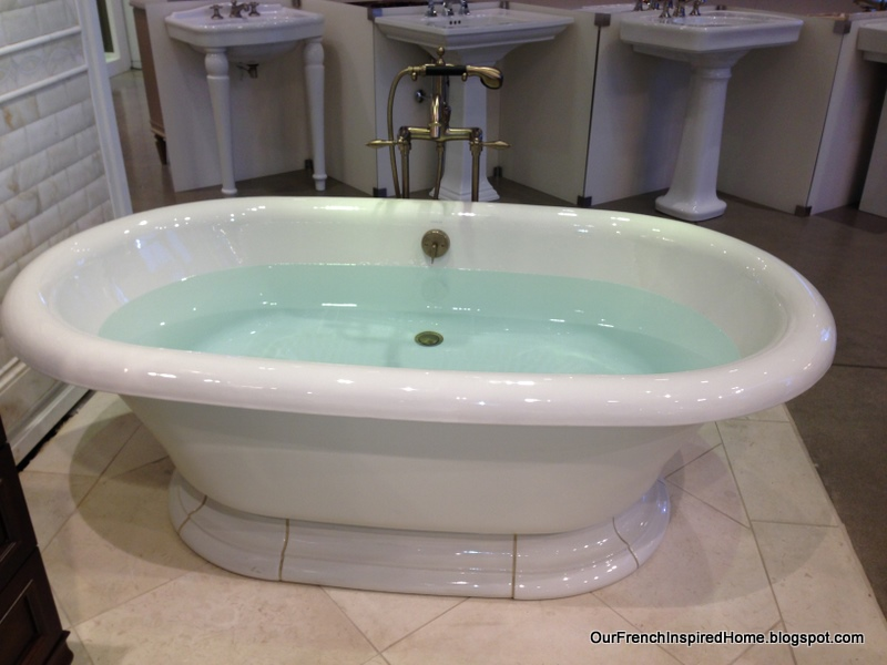 Lovely Designing Our French Inspired Kitchen And Bath: The Kohler Store
