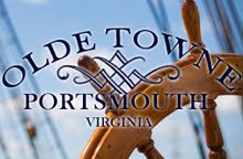 Welcome To Olde Towne Portsmouth, Virginia