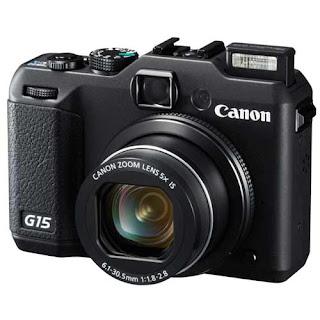 digital camera, Canon