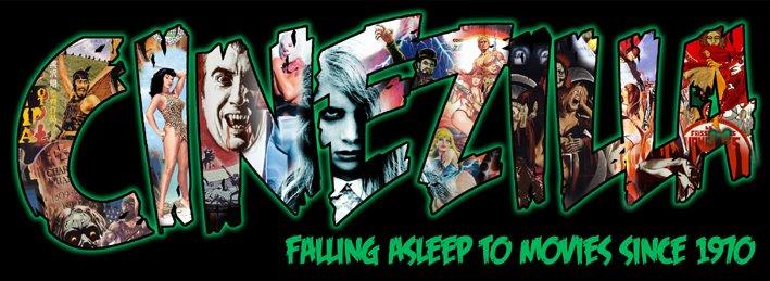 CiNEZiLLA - Falling asleep to movies since 1970