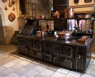 antique black kitchen cabinets pictures