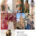 "STYLE INSPIRATIONS: ""Music Festival"" Fashion (+DIY Kimono Tutorial)"