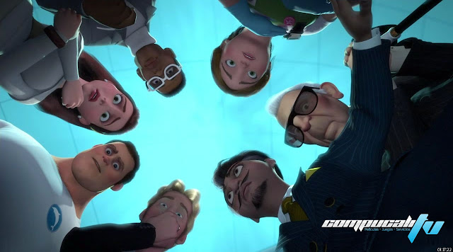 Sammy's avonturen 2 720p HD Español Latino