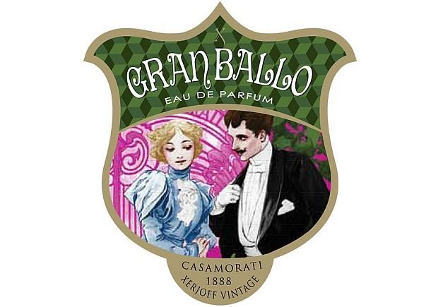Grafika promująca Gran Ballo